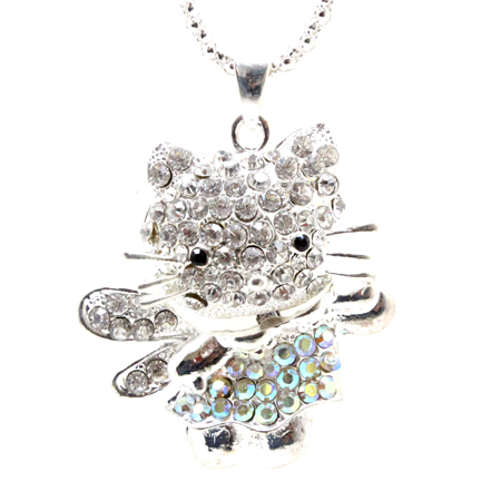 Hello Kitty Angel Silver